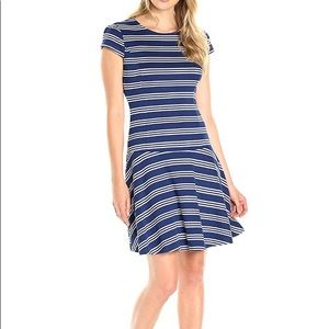 Lark&Ro Striped Dress- Never Worn